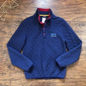 Patagonia • Legacy Collection quilted pullover